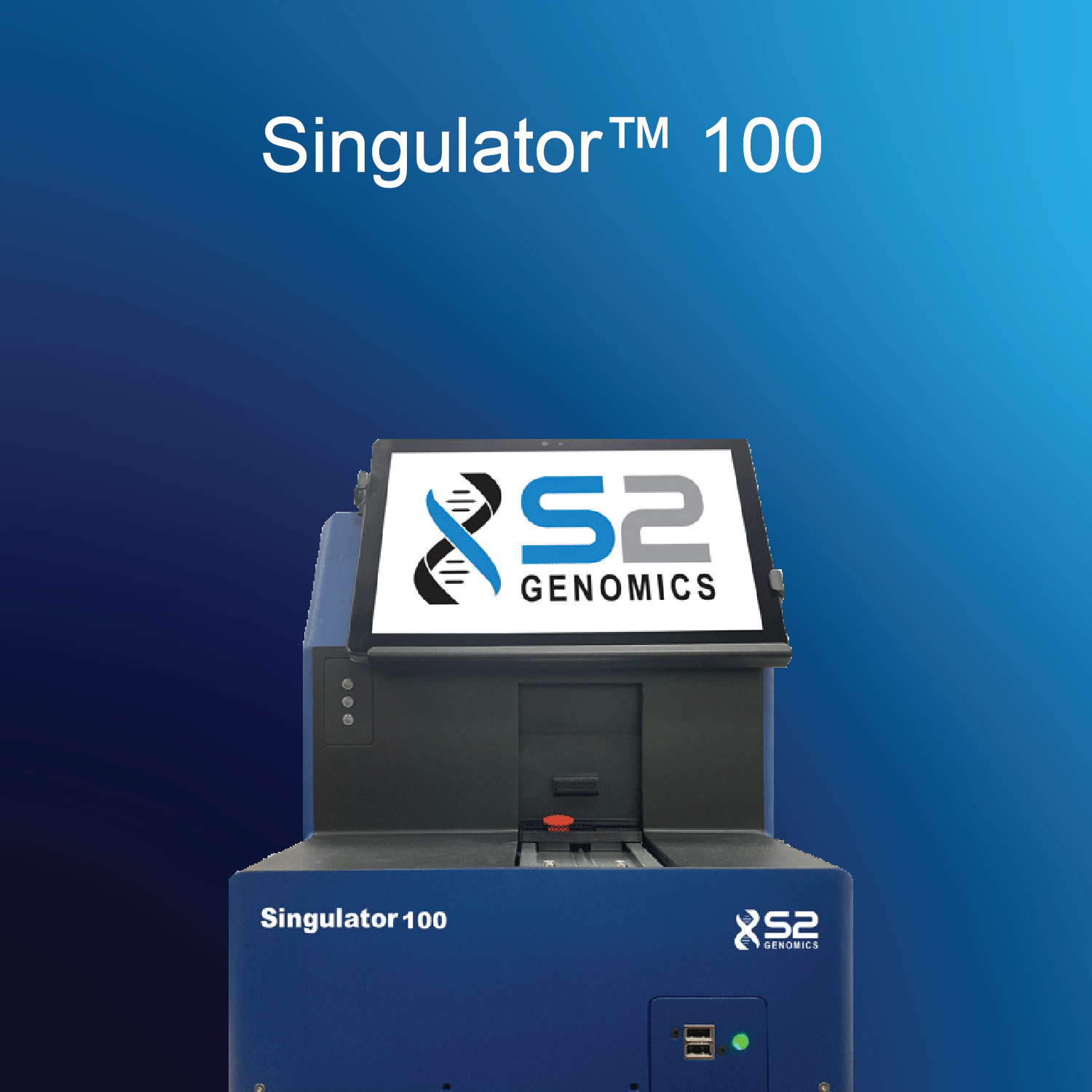 S2 Genomics Launches the Singulator™ 100 to Automate Tissue Preparation for Single-Cell and Single-Nucleus Analyses