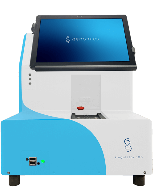 S2 Genomics Singulator 100